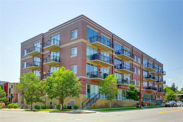 2200 W 29th Avenue #401, Denver, CO 80211 (#9019190) :: The Pete Cook Home Group