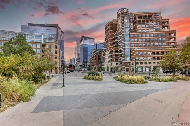 1590 Little Raven Street #1005, Denver, CO 80202 (#9019510) :: Portenga Properties - LIV Sotheby's International Realty