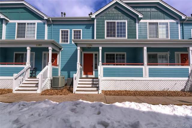 3660 W 25th Street #1104, Greeley, CO 80634 (#9019677) :: The Dixon Group
