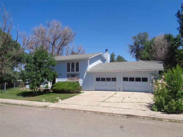 1122 7th Street, Limon, CO 80828 (MLS #9019733) :: 8z Real Estate
