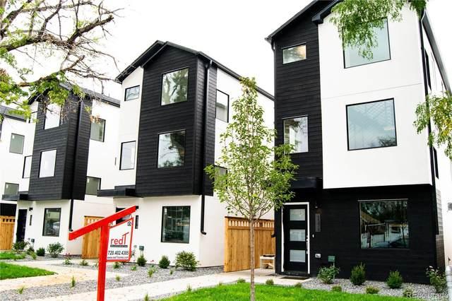1378 N Zenobia Street, Denver, CO 80204 (#9019896) :: The Gilbert Group
