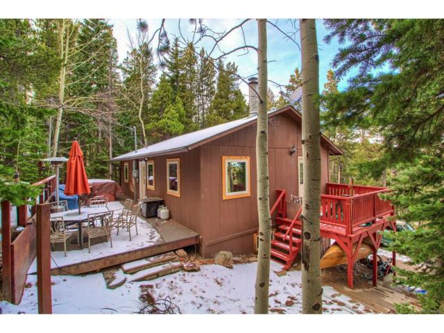 375 Castlewood Drive, Evergreen, CO 80439 (#9019949) :: The Peak Properties Group