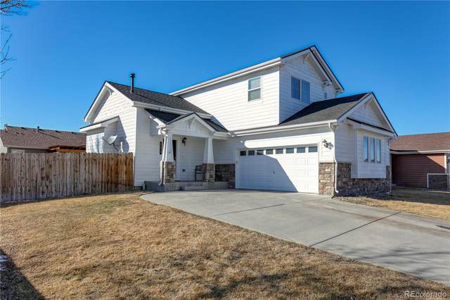 494 Frontier Lane, Johnstown, CO 80534 (#9020178) :: Bring Home Denver with Keller Williams Downtown Realty LLC