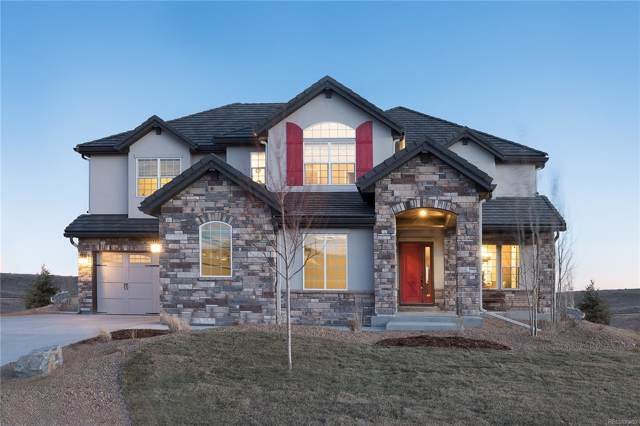 16782 W 95th Lane, Arvada, CO 80007 (#9020389) :: The DeGrood Team