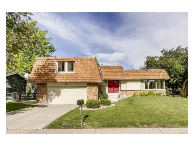 4951 S Chester Street, Greenwood Village, CO 80111 (#9020403) :: Structure CO Group