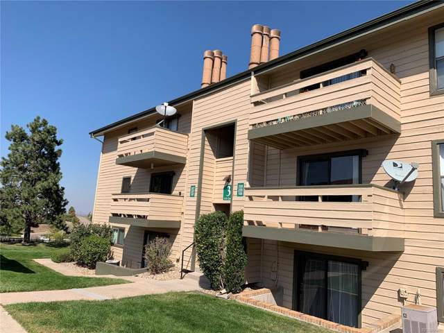 420 Zang Street 3-307, Lakewood, CO 80228 (MLS #9020481) :: 8z Real Estate