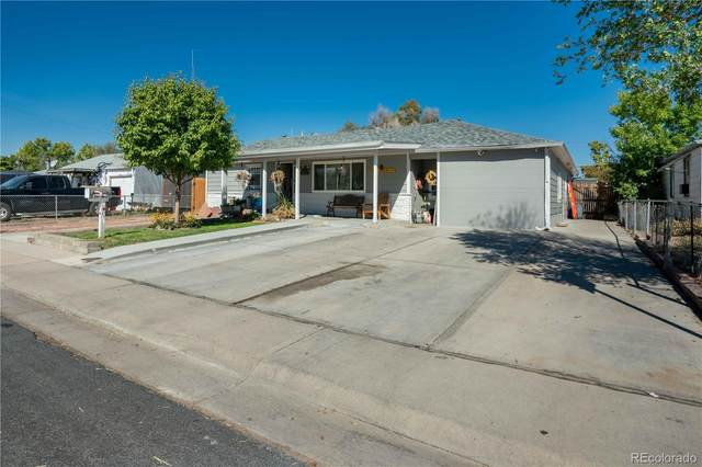7255 E 74th Place, Commerce City, CO 80022 (#9020510) :: The Griffith Home Team