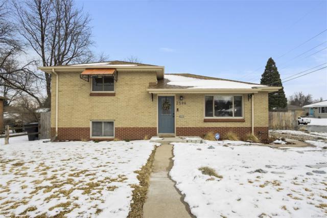 2596 S Uno Way, Denver, CO 80219 (MLS #9020604) :: Kittle Real Estate