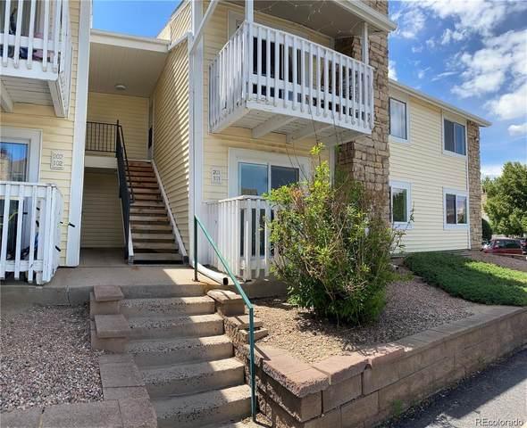 8555 Fairmount Drive B101, Denver, CO 80247 (#9020973) :: HomeSmart Realty Group