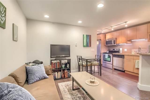 120 S Pennsylvania Street #104, Denver, CO 80209 (#9021703) :: Wisdom Real Estate