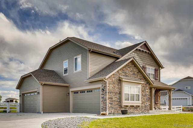 10722 E 162nd Place, Brighton, CO 80602 (#9022708) :: Colorado Home Finder Realty