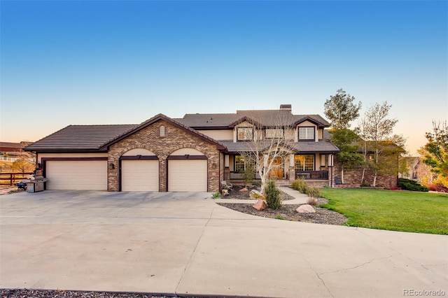 8585 E 127th Court, Brighton, CO 80602 (#9022773) :: HomeSmart