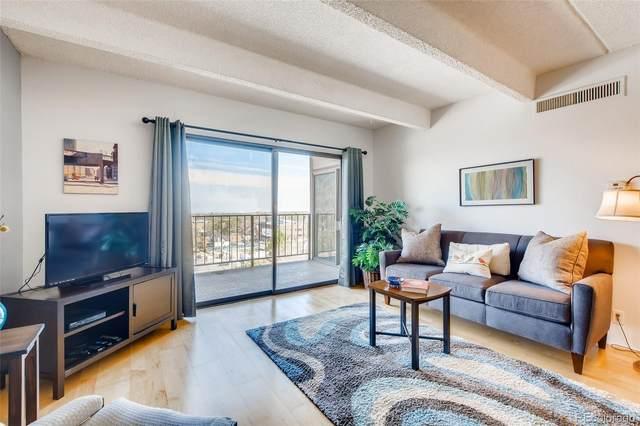 1433 N Williams Street #805, Denver, CO 80218 (#9022799) :: The Peak Properties Group