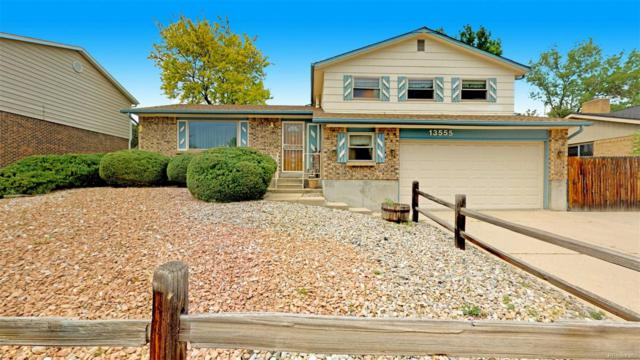 13555 W 71st Place, Arvada, CO 80004 (#9023001) :: The DeGrood Team