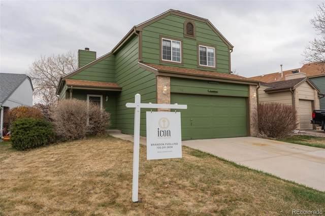 5592 S Yank Court, Littleton, CO 80127 (#9023184) :: Compass Colorado Realty