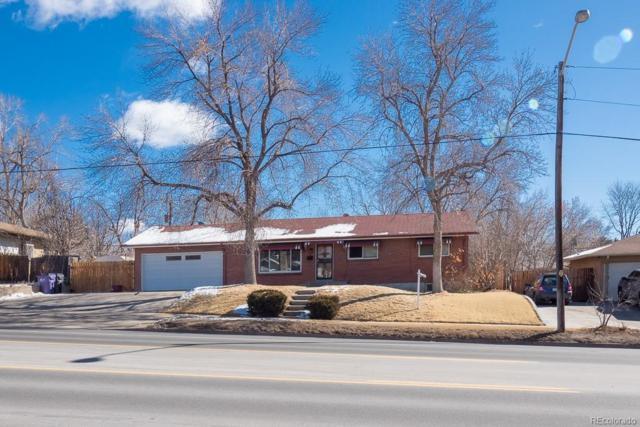 2826 S Sheridan Boulevard, Denver, CO 80227 (#9023601) :: The Peak Properties Group