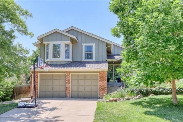11245 San Joaquin Ridge, Littleton, CO 80127 (#9023834) :: Finch & Gable Real Estate Co.