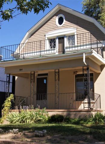 364 N Sherman Street, Denver, CO 80203 (#9024076) :: The DeGrood Team
