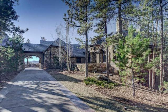 1 Eagle Pointe Lane, Castle Rock, CO 80108 (#9024236) :: RE/MAX Professionals