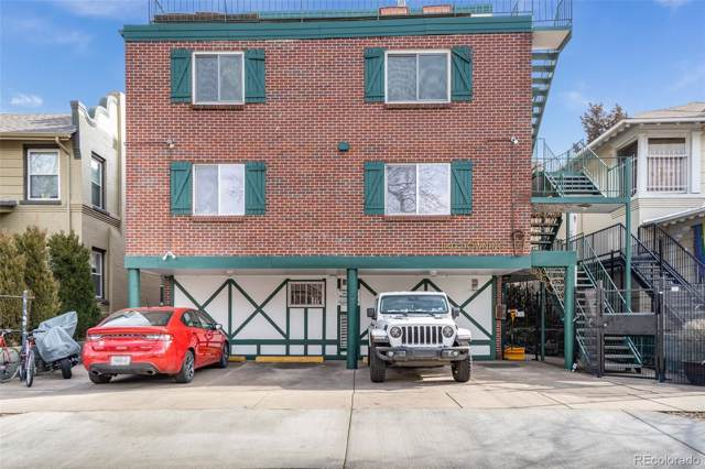 1140 N Downing Street #204, Denver, CO 80218 (#9024264) :: Berkshire Hathaway Elevated Living Real Estate