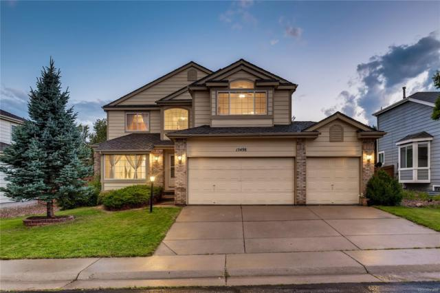 15498 E Dorado Place, Centennial, CO 80015 (#9024346) :: The Heyl Group at Keller Williams