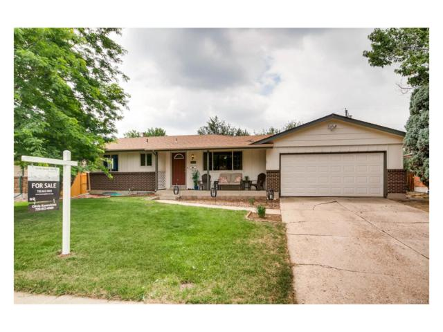 8526 W Utah Avenue, Lakewood, CO 80232 (MLS #9024492) :: 8z Real Estate
