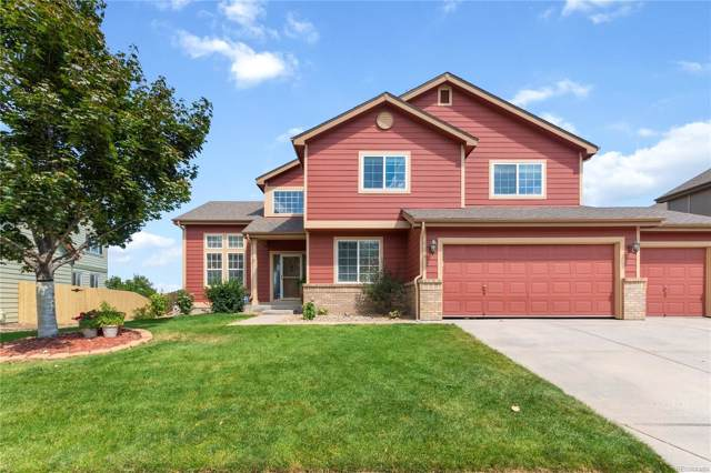 10608 Clarkeville Way, Parker, CO 80134 (#9024821) :: The Galo Garrido Group