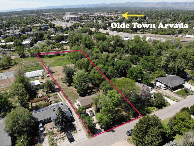 7040 W 61st Avenue, Arvada, CO 80003 (#9025181) :: Peak Properties Group