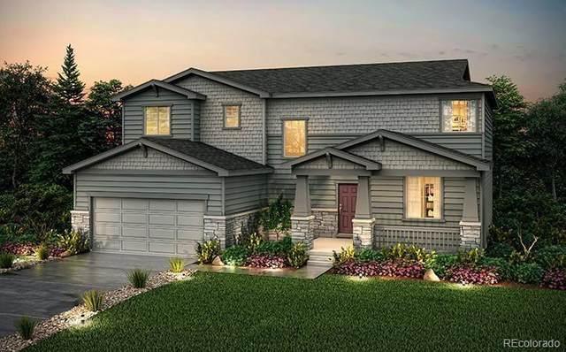 12921 Washburn Court, Parker, CO 80134 (#9025326) :: Wisdom Real Estate
