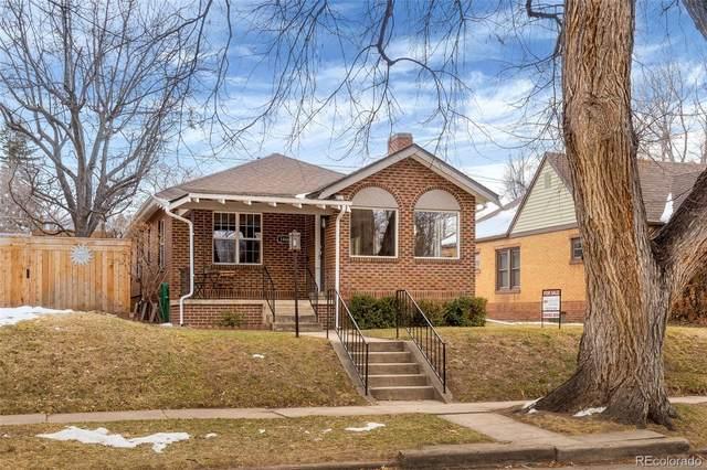 1446 S Vine Street, Denver, CO 80210 (#9025694) :: My Home Team