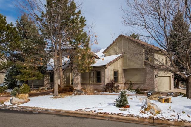 35 Elk Lane, Littleton, CO 80127 (#9025876) :: The HomeSmiths Team - Keller Williams