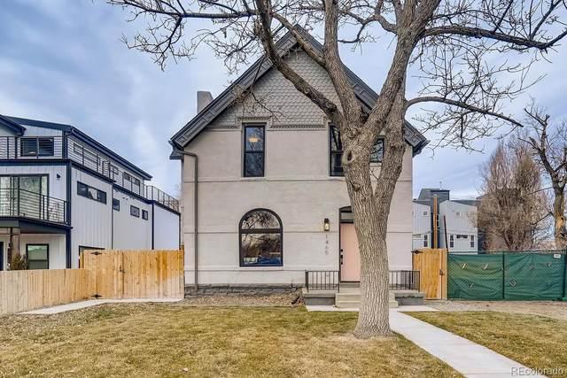 1465 Winona Court, Denver, CO 80204 (MLS #9026520) :: 8z Real Estate