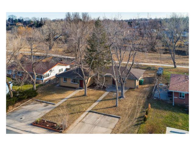 8748 W 46th Avenue, Wheat Ridge, CO 80033 (MLS #9026630) :: 8z Real Estate