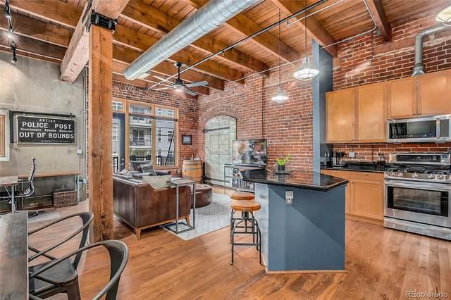 2960 Inca Street #317, Denver, CO 80202 (#9026782) :: Wisdom Real Estate