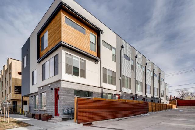 70 Galapago Street #106, Denver, CO 80223 (#9027033) :: Wisdom Real Estate