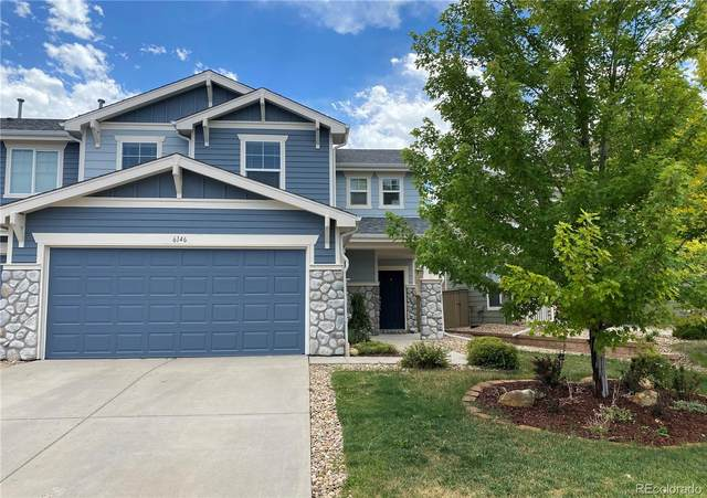6146 Raleigh Circle, Castle Rock, CO 80104 (#9027053) :: The DeGrood Team