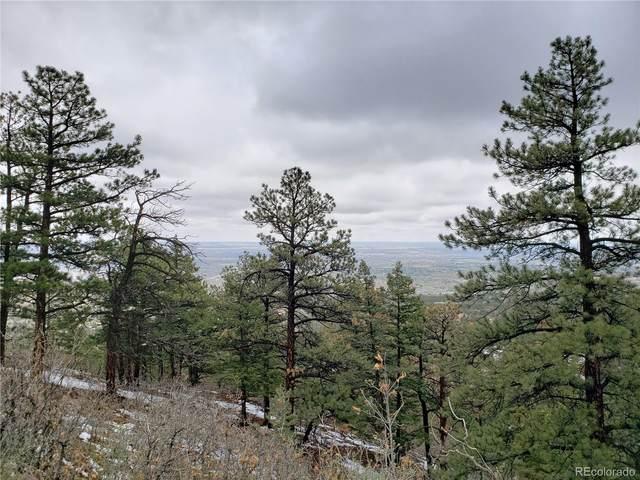 1368 Mica Lane, Colorado Springs, CO 80906 (#9027316) :: James Crocker Team