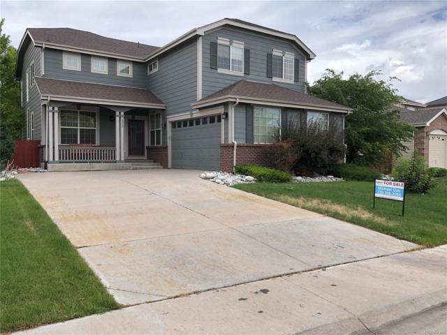 12928 Krameria Street, Thornton, CO 80602 (MLS #9027889) :: 8z Real Estate