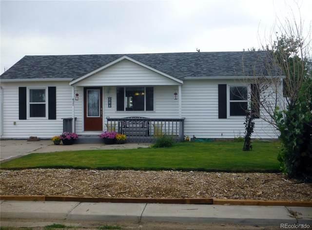 411 J Avenue, Limon, CO 80828 (MLS #9028034) :: 8z Real Estate