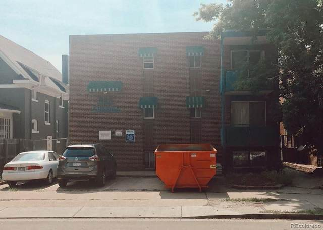985 N Corona Street, Denver, CO 80218 (MLS #9028144) :: Re/Max Alliance