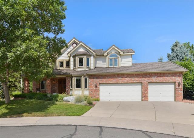 13195 W Auburn Place, Lakewood, CO 80228 (#9028345) :: HomePopper