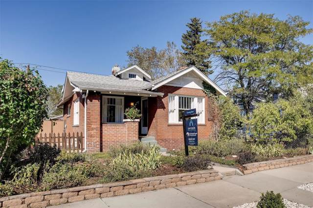1529 S Lincoln Street, Denver, CO 80210 (MLS #9028398) :: 8z Real Estate