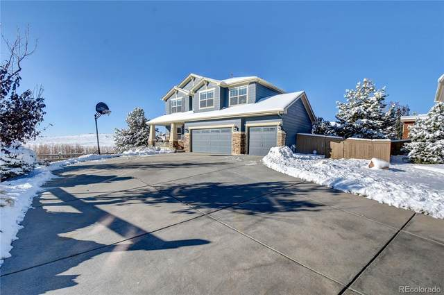863 Fairdale Court, Castle Rock, CO 80104 (#9028517) :: Mile High Luxury Real Estate