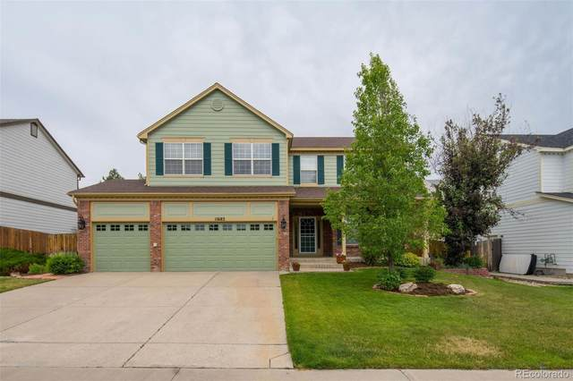 11682 Larkspur Drive, Parker, CO 80134 (#9028597) :: Colorado Home Finder Realty