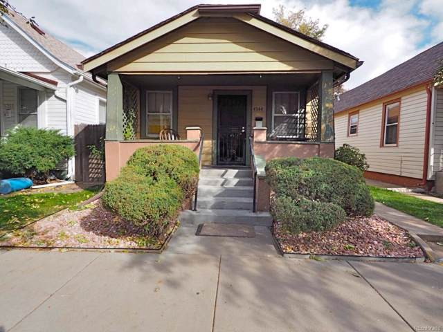 4344 Sherman Street, Denver, CO 80216 (MLS #9028799) :: 8z Real Estate