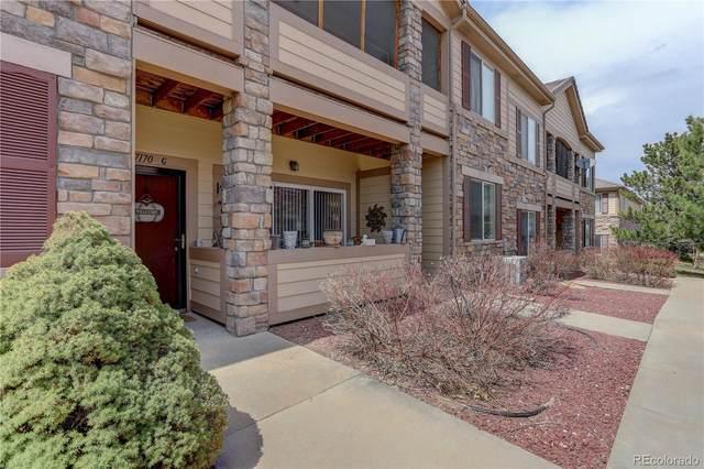 7170 S Wenatchee Way G, Aurora, CO 80016 (#9029178) :: Venterra Real Estate LLC
