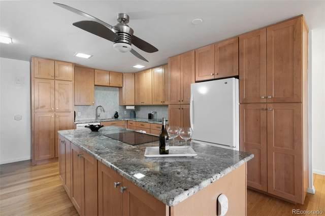 1050 N Corona Street #301, Denver, CO 80218 (#9029420) :: Wisdom Real Estate