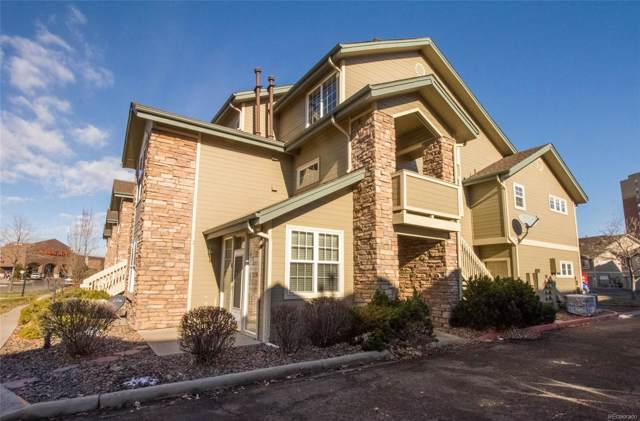 2830 W Centennial Drive L, Littleton, CO 80123 (MLS #9029832) :: Keller Williams Realty