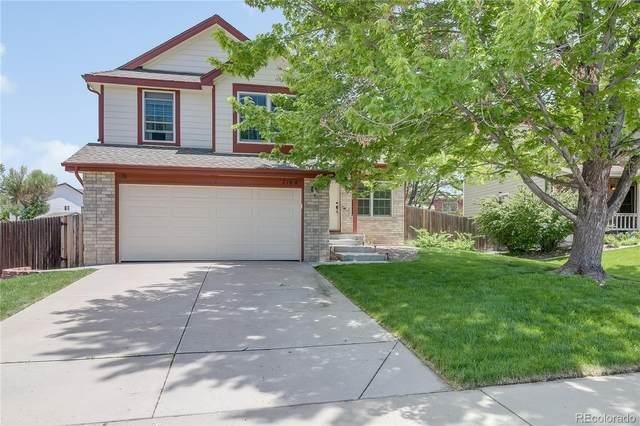 2164 S Ensenada Street, Aurora, CO 80013 (MLS #9029840) :: Kittle Real Estate