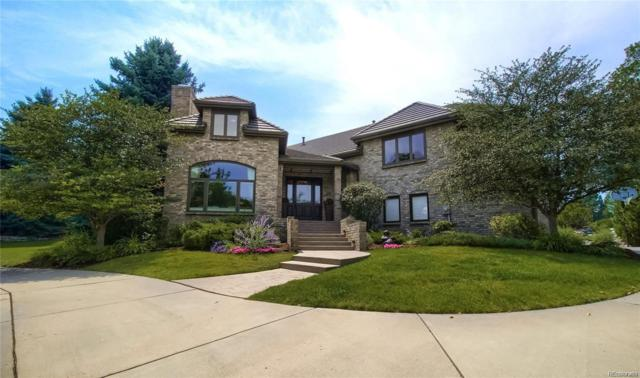 65 Glenmoor Drive, Cherry Hills Village, CO 80113 (#9029894) :: The City and Mountains Group